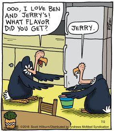 Funny Puns, Stupid Funny Memes, Funny Relatable Memes, Hilarious, Funny Stuff, Far Side Cartoons, Cool Cartoons, Cartoon Fun, Classic Cartoon Characters