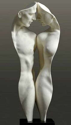 lovely sculpture! i simply adore the shapes used in this