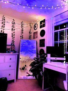 Indie Room Decor, Cute Room Decor, Teen Room Decor, Aesthetic Room Decor, Hippie Bedroom Decor, Room Decor Teenage Girl, Cheap Room Decor, Tumblr Room Decor, Gothic Bedroom
