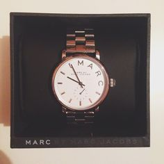Our Marc Jacobs fans shared picture... #brandicted  #marcjacobs #watches #bags #shoes #sunglsses #perfume