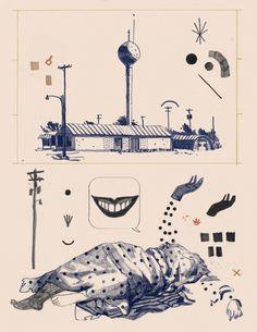 ⋒⋒⋒ Julia King ⋒⋒⋒ Shadow Art, Erotic Art, New Books, Watercolor Paintings, Book Art, Illustration Art, Illustrations, Hand Painted, Concept