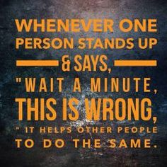 It's easier to stand up to bullies when someone else does too. It shouldn't be that way, because it means that there are more people who walk by instead of doing anything to stop the bullying. Great Quotes, Quotes To Live By, Me Quotes, Inspirational Quotes, Woman Quotes, Bible Quotes, Motivational Quotes, Stop Bullying, Anti Bullying