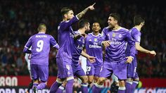 Record Breaker: Madrid Goes 40 Games Unbeaten     Karim Benzema struck deep into stoppage-time as Real Madrid set a new Spanish record by extending their unbeaten run to 40 games in a thrilling 3-3 draw at Sevilla progressing to the Copa del Rey quarter-finals in the process.Holding a 3-0 first leg lead Real looked set for defeat for the first time in eight months as an own goal from Danilo and second-half strikes from Stevan Jovetic and Vicente Iborra saw Sevilla lead 3-1 inside the final…