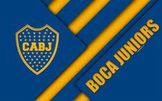 Boca Juniors of Buenos Aires wallpaper. Soccer Flags, Sports Flags, Sports Wallpapers, Desktop Wallpapers, Hd Wallpaper, Custom Football, Custom Flags, Flag Logo, Football Wallpaper