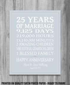 25th Wedding Anniversary Gifts - http://weddingx.pw/25th-wedding-anniversary-gifts/