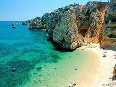 Praia Dona Ana , Algarve - leilighet feriebolig