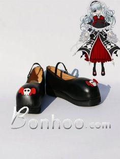 Axanael cosplay shoes