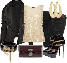 Outfits de Moda ...Me Tomo Cinco Minutos: Disco