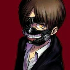 Eren from Attack On Titan like Kaneki from Tokyo Ghoul
