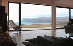 "Am Ende der Welt: ""Wood House"", Isle of Skye (Schottland)"
