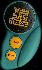 """Wow. The """"have to have"""" toy of that year...the Yak Bak. Times have changed, my friends!"""