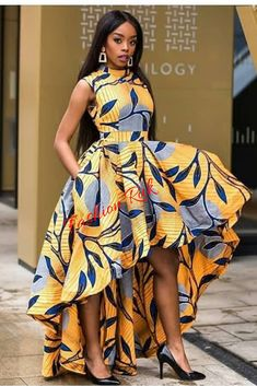 12 Ankara Styles For Ladies - African Wear Outfits Ankara Styles For Ladies - African Wear Outfits. Ankara Styles For Ladies - African Wear Outfits African Fashion Designers, African Fashion Ankara, African Inspired Fashion, African Print Fashion, Africa Fashion, African Prints, African Style, African Fabric, Modern African Fashion