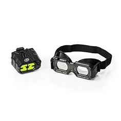Now you can see in total darkness up to 30 feet away! Stay hands-free on night missions as you comfortably navigate through pitch-black conditions! Just flip the infrared attachment down over your goggles to activate night vision! Switch between short and long-range vision modes to zero in on targets and complete your mission