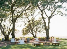 Classic California Wedding at Kunde Family Winery - MODwedding