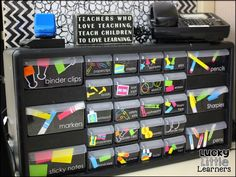 Classroom decorating ideas that will inspire you to make the perfect layout, bulletin boards, word walls, and classroom library for your classroom.