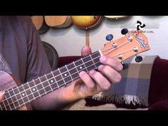 UKE: Let It Be - The Beatles - Ukulele Lesson (US-102) - YouTube