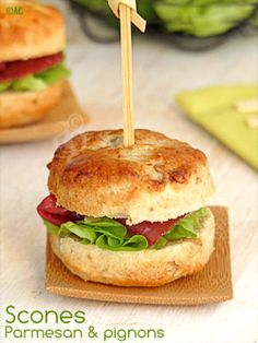 You searched for scone - Alter Gusto English Food, Happy Foods, Foods With Gluten, Antipasto, Vegan Gluten Free, Bon Appetit, Finger Foods, I Foods, Tapas
