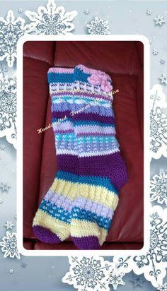 Crochet Crazy Socks