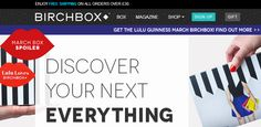 Startup of the Week: Birchbox