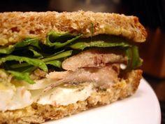'Wich of the Week: Sardine and Arugula Sandwich