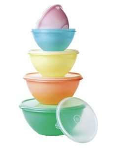 Vintage Tupperware: What Is It? What Is It Worth?