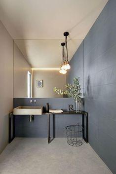 Chalk - Betonoptik Cottooptik - Badezimmer