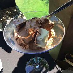 Frozen Custard, Italian Ice, Ice Cream, Chocolate, Desserts, Ideas, Food, Chocolate Ice Cream, Recipe
