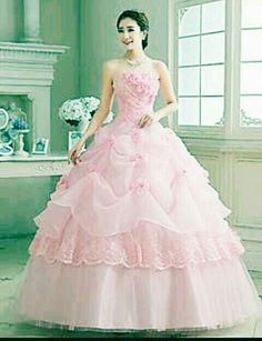 This latest ball gown   Have an attractive look