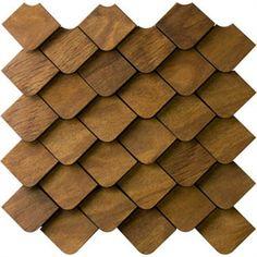 Mosarte - Revestimentos Especiais  - Coleção Arte Moderna - Telado - Madeira - ALVORADA LEGNO - Referência: MC 701662