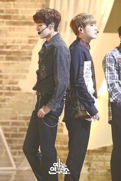 Lee Sung Yeol & Kim Sung Gyu / INFINITE
