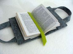 un sac à livres ! bonne idée !