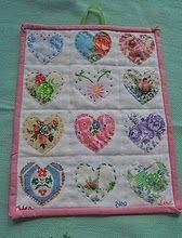 hearts, hearts, hearts! old handkerchiefs?