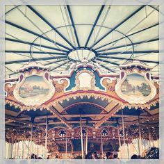 Jane's Carousel (Brooklyn Bridge Park).