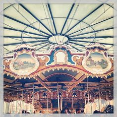 Jane's Carousel (Brooklyn Bridge Park).