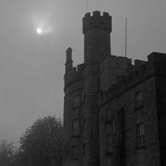 Haunted castles of Britain