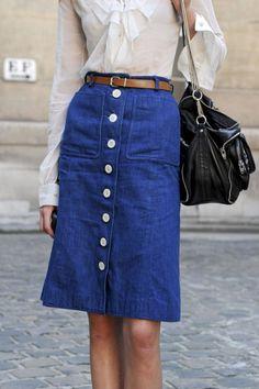 C'est quoi, une jupe parfaite ?   DailyELLE