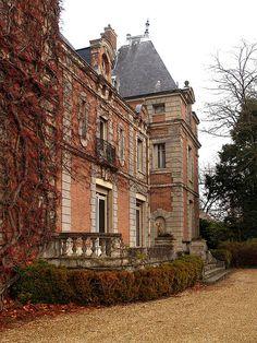 Chateau du Gavoy Chateaufort en Yvelines