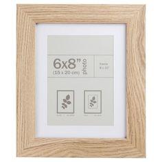 frame 6x8 Valencia Ash valencia Frame Blonde