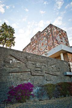 Mexico City  - Universidad Nacionla Autonoma de Mexico