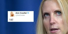 Nazis Celebrate As Ann Coulter Cites White Supremacist Code For A Famous Passage From Hitler's Mein Kampf