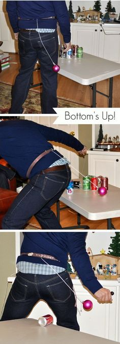Bottom's up Supplies Required