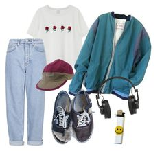 shitchyeah by spudbabe on Polyvore featuring polyvore fashion style Boutique NIKE Master & Dynamic