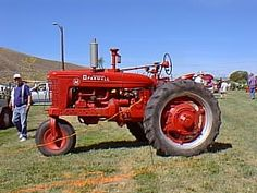 Yesterday's Tractors - Tractor Profile: Farmall M