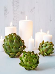 1000 images about faux flowers on pinterest artichokes for Artichoke decoration