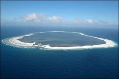Clipperton Island (French: Île de Clipperton or Île de la Passion) is an uninhabited 9 km2 (3.5 sq mi) coral atoll in the eastern Pacific Ocean, south-west of Mexico and west of Costa Rica, at 10°18′N 109°13′WCoordinates: 10°18′N 109°13′W. It is an overseas possession of France under direct authority of the Minister of Overseas France