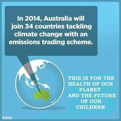 Australian emissions trading system