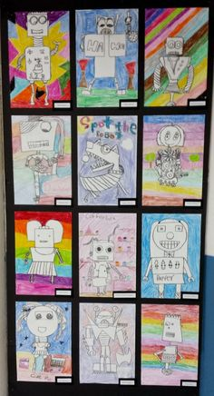 Mrs. Pearce's Art Room : 2nd grade art