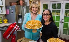 Blum's Coffee Crunch Cake - Home & Family