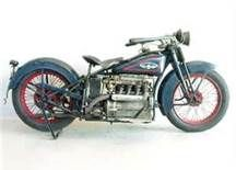 1929 Cleveland Motorcycle