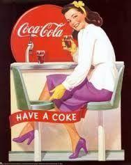 Resultado de imagen para norman rockwell coca cola
